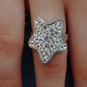 Jewelry - Sterling Silver Star Ring